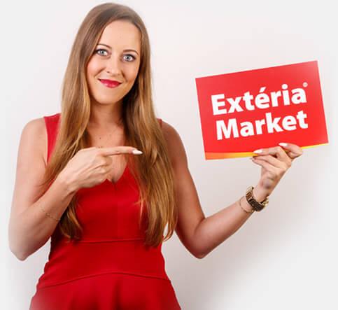 EXTÉRIA s.r.o. Vaše podnikání sjedničkou na trhu
